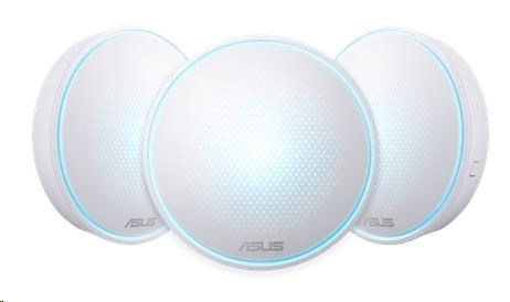 ASUS MAP-AC1300 Lyra Mini Wireless AC1300 Mesh Wi-Fi systém, 3-pack