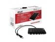Club3D Dokovací stanice USB 3.0 MST (Multi Stream Transport) (2x miniDP/3x USB 3.1 typ A/Ethernet)