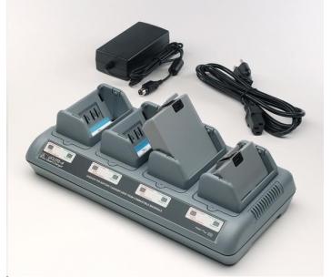 Zebra 4-slot nabíječka pro QL220, QLN230, QLN420