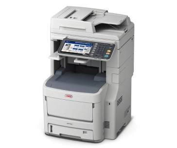 Oki MB770dnvfax A4, 52 ppm 1200x1200 dpi, 160GB HDD, 2GB RAM, RADF, PCL, USB2.0, LAN, (Print/Scan/Copy/Fax)