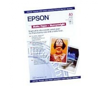 EPSON Paper A3 Matte - Heavy Weight (50 sheets)
