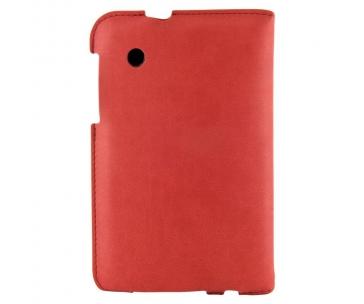 4WORLD 09120 4World Pouzdro - stojan pro Galaxy Tab 2, 4-Fold Slim, 7, červený