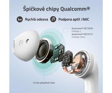 MOBVOI TicPods 2 Pro+ špuntová sluchátka - navy