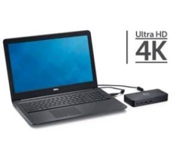 BAZAR DELL USB 3.0 Ultra HD Triple Video Docking Station D3100 EUR
