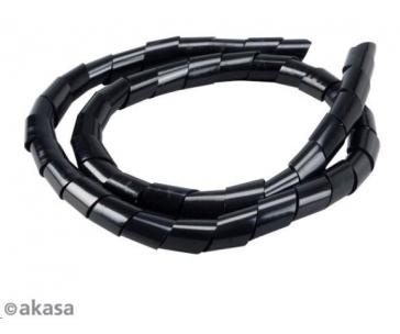 AKASA vázací sada  AK-TK-01, 40ks mix, černá