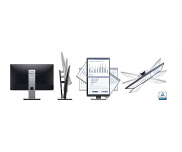 "Dell P2719HC 27"" LCD Professional FHD IPS 16:9 8ms/300cd/1000:1/ VESA/ USB-C/ HDMI/ DP/3RNBD"