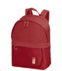 Samsonite POW-HER Backpack 14,1 Tomato red