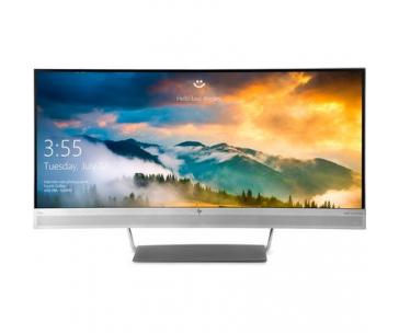 "HP EliteDisplay LCD S340c  34"" Curved(3440x1440, 6.1ms, 300nits, 3000:1,HDMI 2.0,DP 1.2, USB3,USB-C,4xrepro)"