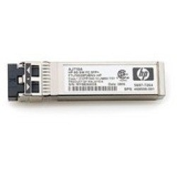 HP 4Gb LW B-series 35km FC SFP 1 Pack (for use with Brocade 8Gb SAN Switch)