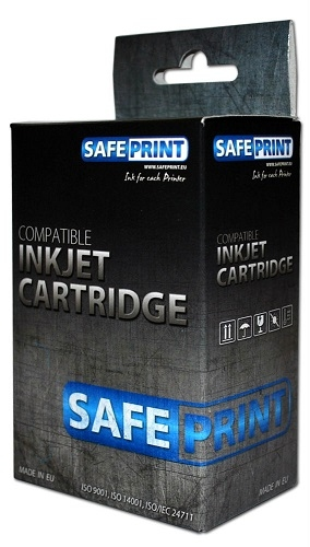 SAFEPRINT kompatibilní inkoust Brother LC-123Y | Yellow | 10ml