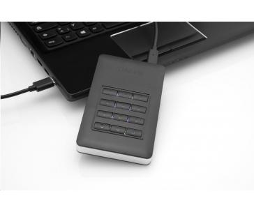 "VERBATIM HDD 2.5"" 2TB Incl.KEYPAD USB3.1 USB 3.0 GDPR"