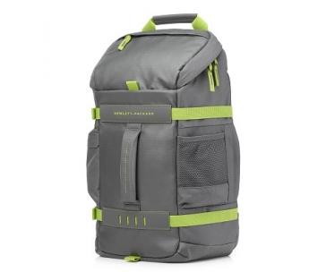 HP 15.6 Grey Odyssey Backpack - BAG