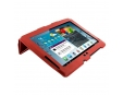 4WORLD 09094 4World Pouzdro - stojan pro Galaxy Tab 2, 4-Fold Slim, 10, červený