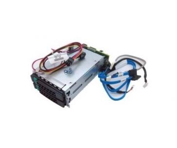 INTEL 2U Rear Hot-swap Dual Drive Cage Upgrade Kit A2UREARHSDK2