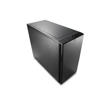 FRACTAL DESIGN skříň DEFINE R6 USB-C Black, bez zdroje