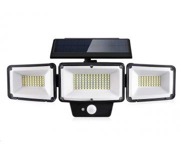 Viking venkovní solární LED světlo S181 s pohybovým senzorem