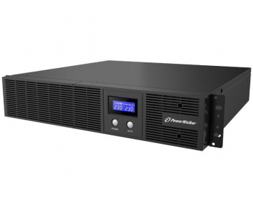 Power Walker UPS LINE-INTERACTIVE 3000VA RACK19'', 8X IEC OUT, RJ11/RJ45 IN/OUT