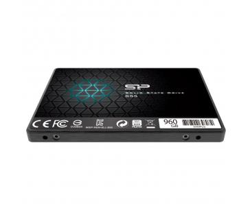 Silicon Power SSD 960GB Slim S55 SATA III 2.5'' TLC 7mm (č/z: 560/530MB/s)