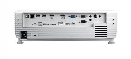 Optoma projektor EH512 (DLP, FULL 3D, FULL HD, 5 000 ANSI, 15 000:1, 2xHDMI, VGA, Audio, USB, 2x10W speaker)