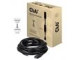 Club3D Kabel aktivní prodlužovací (repeater) USB 3.0, aktivní, 10m