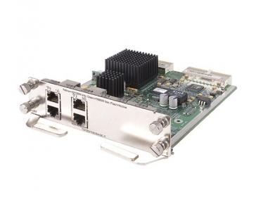 HPE 6600 4GbE WAN HIM Router Module