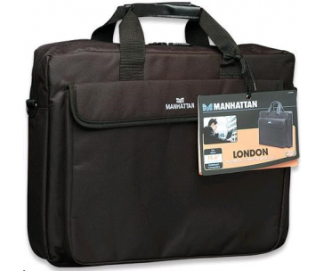 "MANHATTAN Brašna na notebook do 15,6"" London Notebook Computer Briefcase"