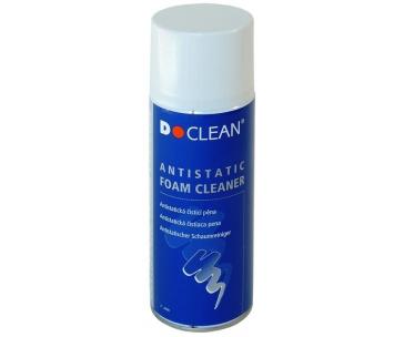 DCLEAN Antistatická čistící pěna (400ml)