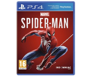 SONY PS4 hra Marvel's Spider-Man