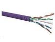 Instalační kabel Solarix UTP, Cat6, drát, LSOH, box 100m SXKD-6-UTP-LSOH