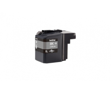 BROTHER INK LC-529XLBK black (ISO / IEC 24711) - DCP-J100 / DCP-J105 / MFC-J200 cca 2400