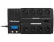 CyberPower BRICs Series II SOHO LCD UPS 1200VA/720W, české zásuvky - Poškozený obal - BAZAR