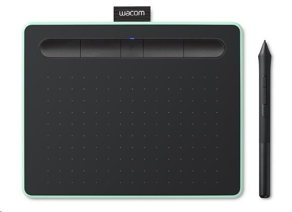 Wacom Intuos S Bluetooth Pistachio- grafický tablet