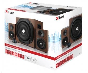 TRUST Reproduktory 2.1 Vigor Speaker Set
