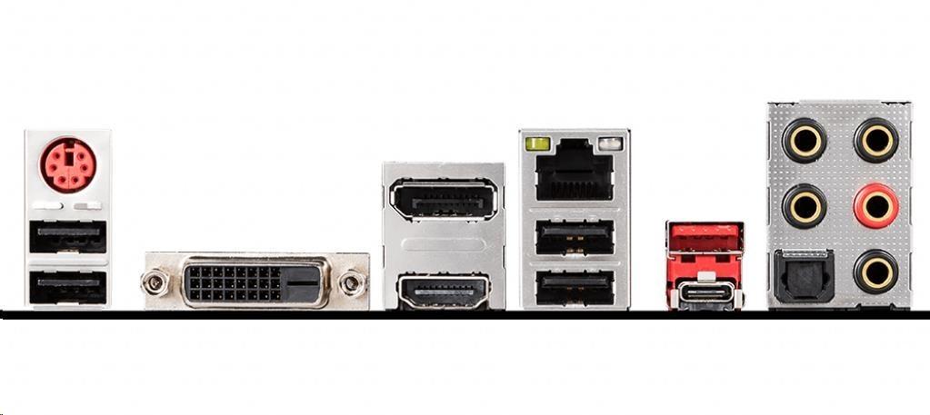 MSI MB Sc LGA1151 MAG Z390M MORTAR, Intel Z390, 4xDDR4, VGA, m-ATX
