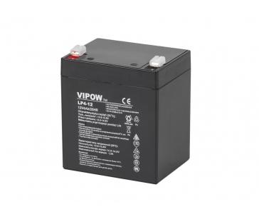 VIPOW Nabíjecí gelová baterie 12V 4.0Ah
