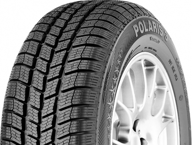 165/65 R14 79T BARUM POLARIS3 M+S
