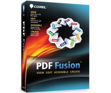 Corel PDF Fusion Maint (1 Yr) ML (2,501-5000) ESD
