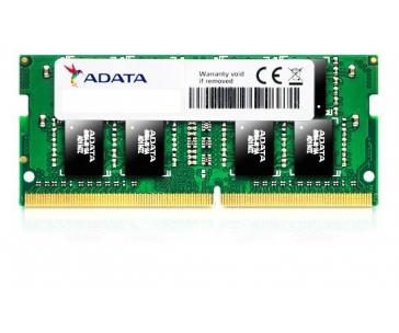 ADATA AD4S2400J4G17-S ADATA Premier Series DDR4, 4GB, 2400MHz SO-DIMM