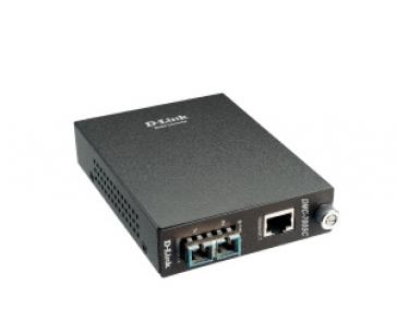 D-Link 1000BaseT to 1000BaseSX (SC) Multimode Media Converter, do 550 m