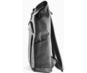 "Acer PREDATOR ROLLTOP JR. BACKPACK FOR 15.6"" PREDATOR NBS GRAY DUAL-TONE"