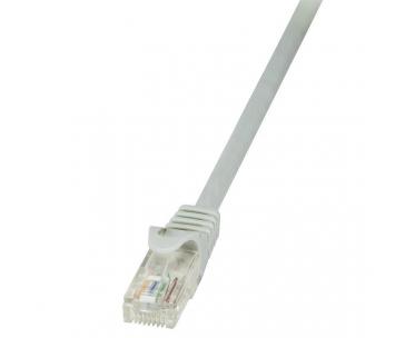 LOGILINK - Patch kabel CAT 6 U/UTP EconLine 10m šedý
