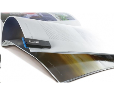 ADATA Flash Disk 64GB USB 3.1 DashDrive Choice UV140, modrý