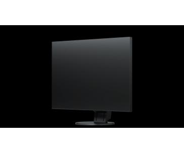 "EIZO MT IPS LCD LED 24"" EV2456-BK T=5ms, 1920x1200, 178°/178°, 1000:1, 350cd,DVI-D,DSUB,DP,HDMI,2xUSB, audio,  BK"