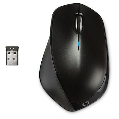 HP x4500 Wireless MeBlack Mouse - MOUSE