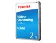 "TOSHIBA HDD V300 2TB, SATA III, 5700 rpm, 64MB cache, 3,5"", BULK"