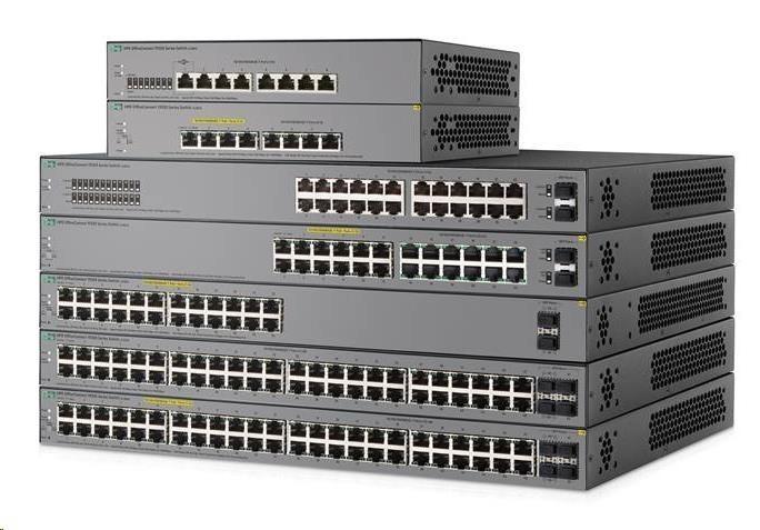 HPE OfficeConnect 1920S 8G PPoE+ 65W Switch (4xPOE+4x1Gb) JL383A RENEW