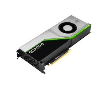 NVIDIA Quadro RTX 6000 24GB GDDR6, PCIe 3.0x16 Card, 4x display port + USB-C
