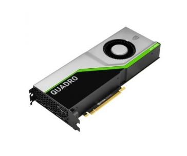 NVIDIA Quadro RTX 6000 24GB GDDR6, PCIe 3.0x16 Card, 4x display port + USB-C