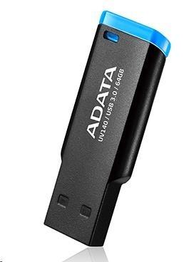 ADATA Flash Disk 64GB USB 3.0 DashDrive Choice UV140, modrý