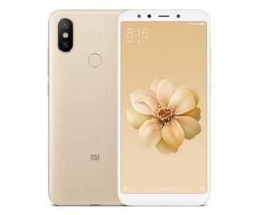 Xiaomi Mi A2, 4GB/64GB, Gold